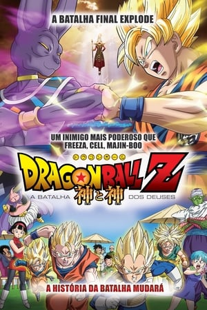 Image Dragon Ball Z - Battle of Gods