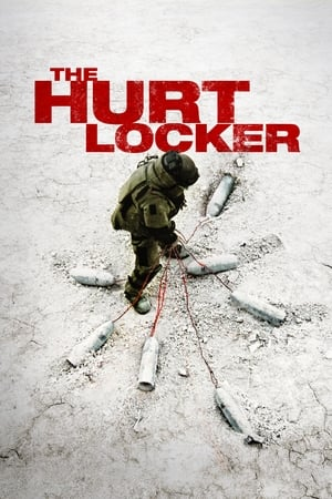 Poster The Hurt Locker 2008