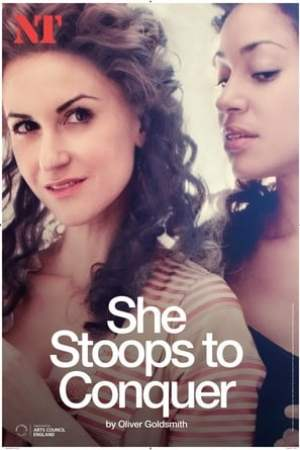 Image National Theatre Live: She Stoops to Conquer