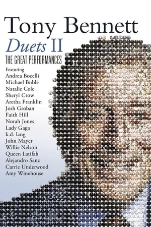 Image Tony Bennett: Duets II - The Great Performances