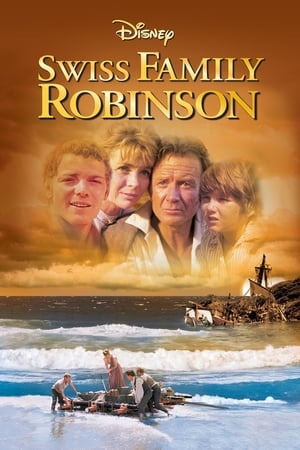 Poster Swiss Family Robinson 1960
