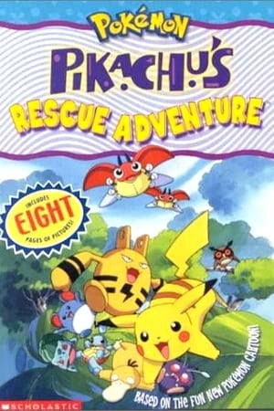 Image Pokemon: Pikachu's Rescue Adventure