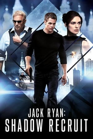 Poster Jack Ryan: Shadow Recruit 2014