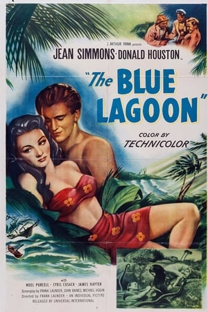 Poster The Blue Lagoon 1949
