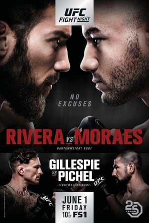 Image UFC Fight Night 131: Rivera vs. Moraes