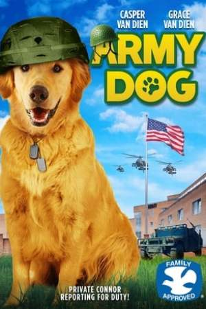 Image Army Dog