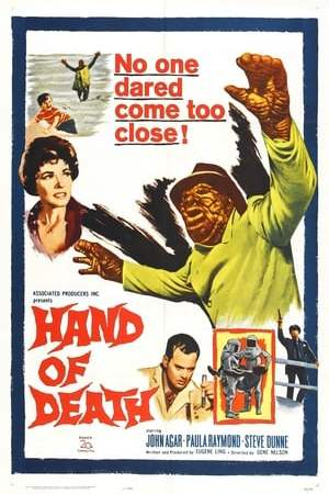 Poster Hand of Death 1962