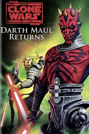 Image Star Wars: The Clone Wars - Darth Maul Returns