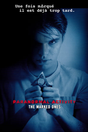 Poster Paranormal Activity : The Marked Ones 2014