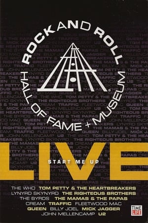 Image Rock and Roll Hall of Fame Live: Start Me Up