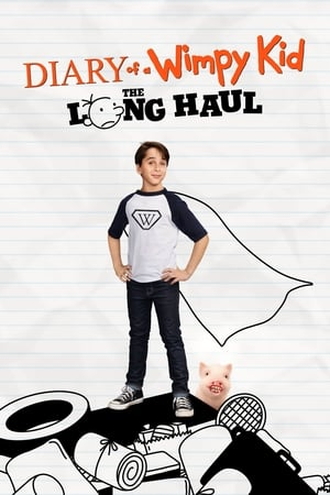 Image Diary of a Wimpy Kid: The Long Haul