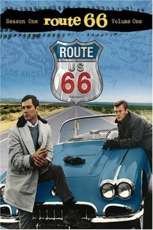 Poster Route 66 1960