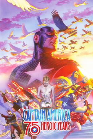 Image Marvel's Captain America: 75 Heroic Years