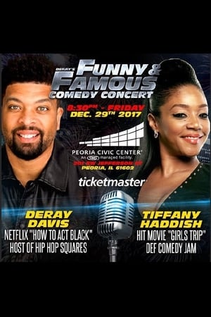 Image DeRay Davis' Annual Funny & Famous Comedy Jam