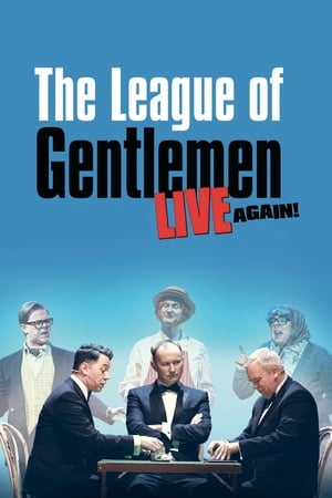 Image The League of Gentlemen - Live Again!