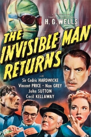 Image The Invisible Man Returns