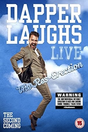 Image Dapper Laughs Live: The Res-Erection