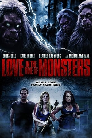Image Love in the Time of Monsters