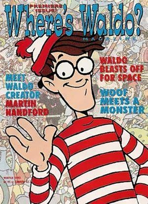 Image Where's Waldo?: The Animated Series