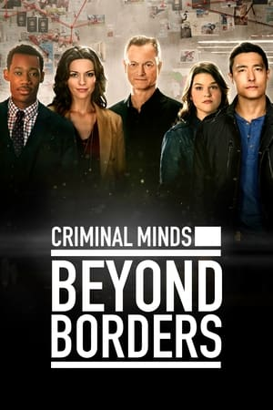 Poster Criminal Minds: Beyond Borders 2016