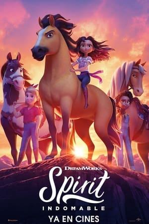 Ver Online Spirit: El Indomable
