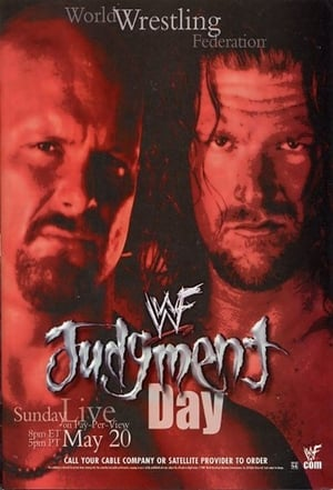 Image WWE Judgment Day 2001