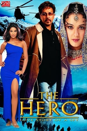 Image The Hero: Love Story of a Spy