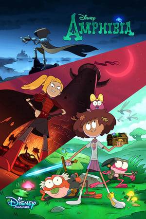 Poster Amphibia Season 2 The Ballad of Hopediah Plantar 2020