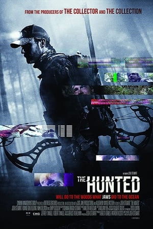 Poster The Hunted 2014