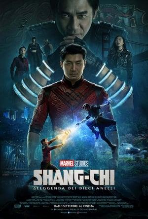 Poster Shang-Chi e la leggenda dei dieci anelli 2021