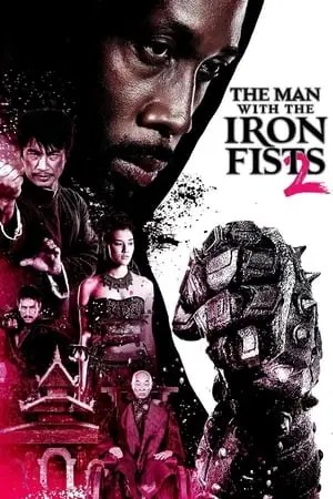 Image The Man with the Iron Fists 2
