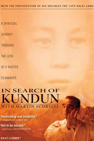 Image In Search of Kundun with Martin Scorsese