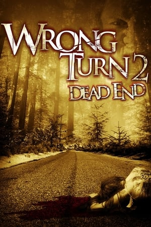 Poster Wrong Turn 2: Dead End 2007