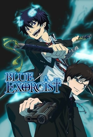 Poster Blue Exorcist 2011
