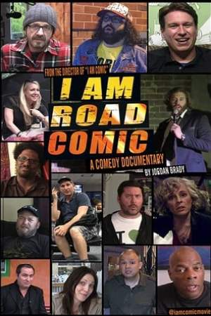 Image I Am Road Comic