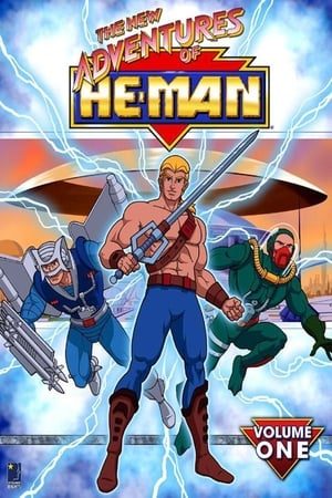 Image The New Adventures of He-Man