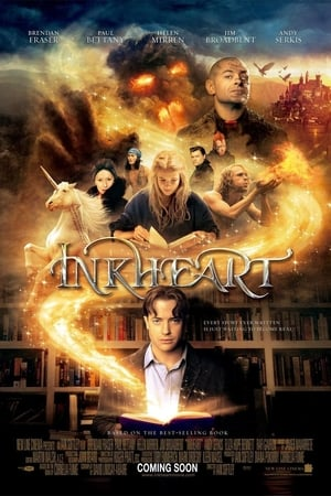 Poster Inkheart 2008