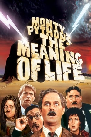 Poster The Meaning of Life 1983