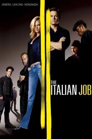 Image The Italian Job