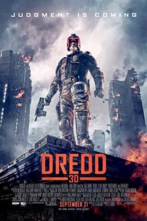 Image Day of Chaos: The Visual Effects of 'Dredd'
