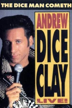 Image Andrew Dice Clay: The Diceman Cometh