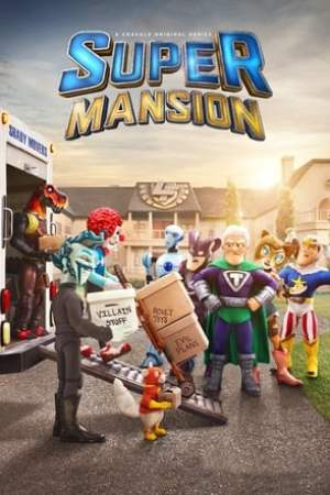 Image Supermansion