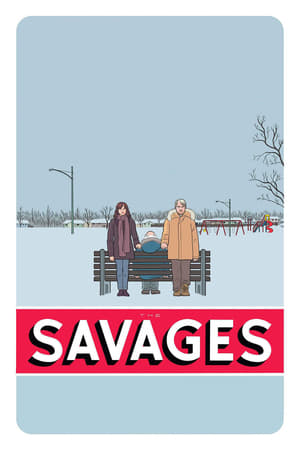 Poster The Savages 2007