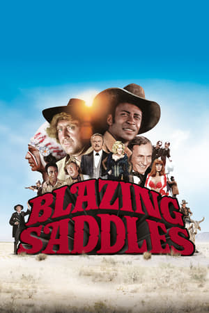 Image Blazing Saddles