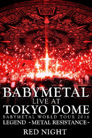 Image BABYMETAL - Live at Tokyo Dome: Red Night - World Tour 2016
