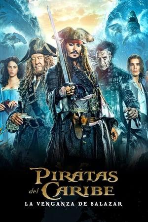 Ver Online Piratas del Caribe: La Venganza de Salazar