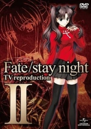 Image Fate/Stay Night TV Reproduction 1