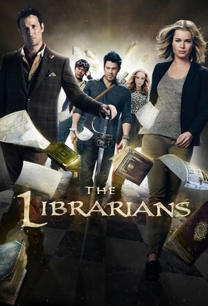 Poster The Librarians 2014