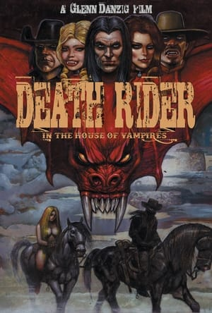 Ver Online Death Rider in the House of Vampires