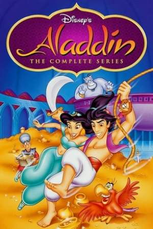 Image Aladdin: The Series